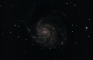 M 101 - The Pinwheel Galaxy (second try)